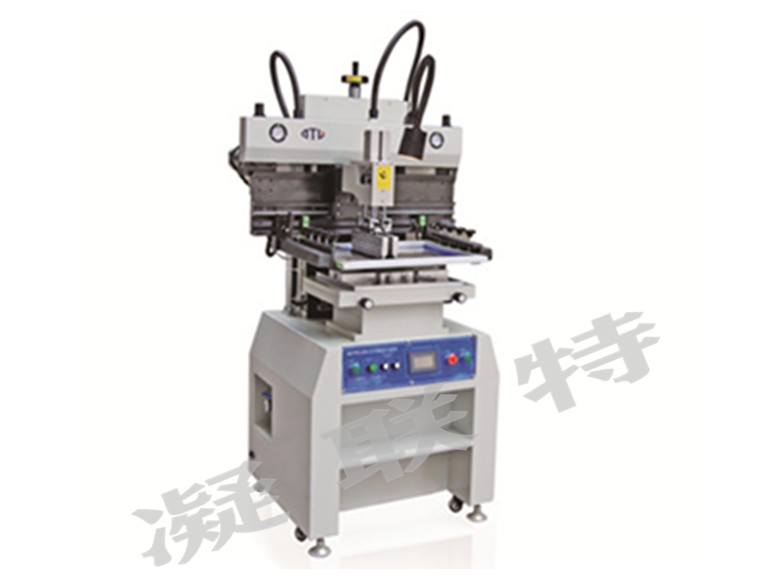 半自动锡膏印刷机 锡膏机 SMT红胶印刷机